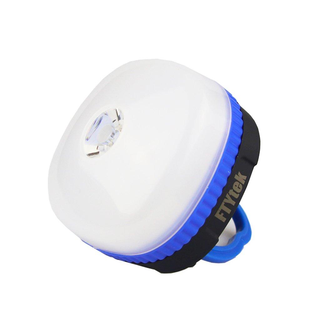 Luz Port/átil LED para Tienda de Campa/ña FTYtek Linterna de Camping LED con 4 Modos Linterna Ultra Brillante para Tienda de Campa/ña para Interior y Exterior Camping Senderismo Pesca
