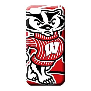 iphone 6plus 6p Attractive Shock Absorbent High Grade phone case skin wi badgers