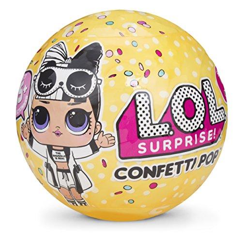 - L.O.L. Surprise! Surprise Confetti Pop - Series 3 Wave 2 Collectible Dolls