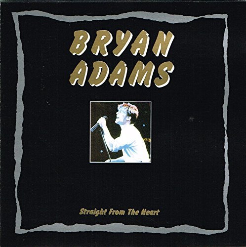 Bryan Adams - Straight From The Heart - Zortam Music