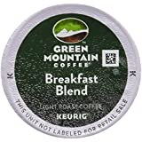 Green Mountain Coffee Breakfast Blend, K-Cup Portion Pack for Keurig K-Cup Brewers - 48 Count