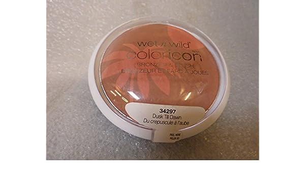 Amazon.com : Wet n Wild Coloricon Bronzer & Blush Dusk Till Dawn : Beauty