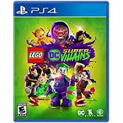 LEGO DC SUPER-VILLAINS - Villains Reign Supreme in the First-Ever DC Super-Villain LEGO Game Available