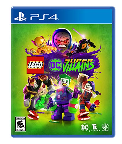 (LEGO DC Super-Villains - PlayStation 4)