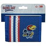 NCAA Kansas Jayhawks Athletic Mesh Bi-Fold Wallet