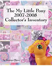 The My Little Pony 2007-2008 Collector's Inventory