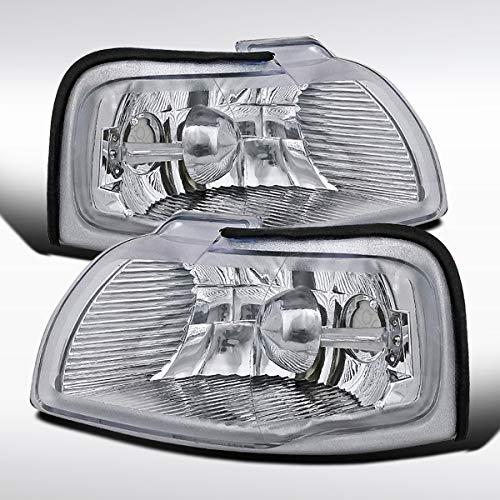 Ford Thunderbird Clear Corner - Autozensation For Ford Thunderbird/Mercury Cougar Clear Signal Corner Lights