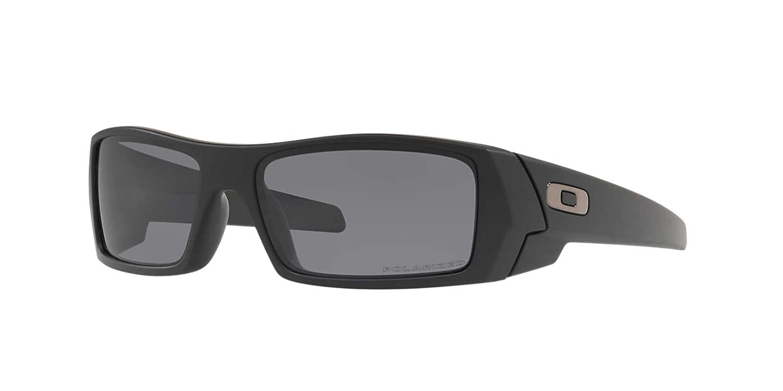Amazon.com: Oakley Mens Gascan Sunglasses (OO9014) Black Matte/Grey Plastic  - Polarized - 60mm: Shoes