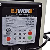 EJWOX 3 Speed Remote-Controlled Woodshop Air