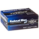 """Kabnet Wax 80MIDGET White Interfolded Heavy Weight Dry Waxed Deli Paper, 10.75"""" Length x 6"""" Width (12 Packs of 500)"""