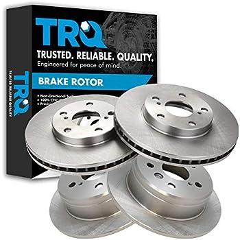 Camry Toyota OEM Front Brake Rotor For Avalon Solara 43512-06031