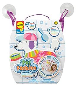 Alex Toys rub-A-Dub Pet Fashion