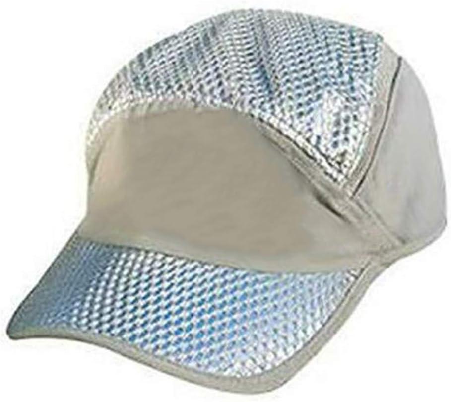 Metyere Raffreddamento Cappello da Pescatore Artico Cappelli con Protezione dai Raggi UV Protezione dal Sole Raffreddamento Cappello Peaked cap