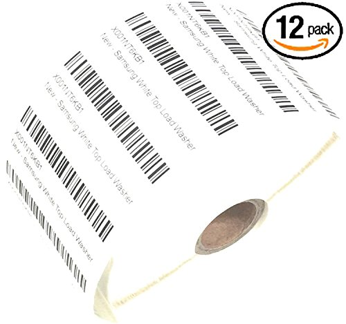 Parts Flix Zebra LP2844 Compatible Direct Thermal Shipping and Address Labels (Direct Thermal Labels 3