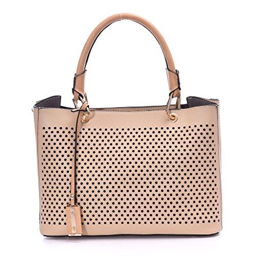 Leather Shoulder Handbags for Women Artmis 2 pieces Top-handle Tote Bag Set - Designer Small Diaper Bags