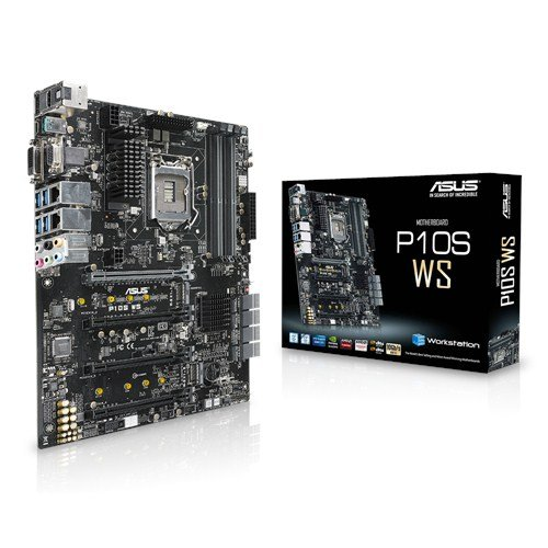4 LGA 1151 Motherboard (Asus Workstation)