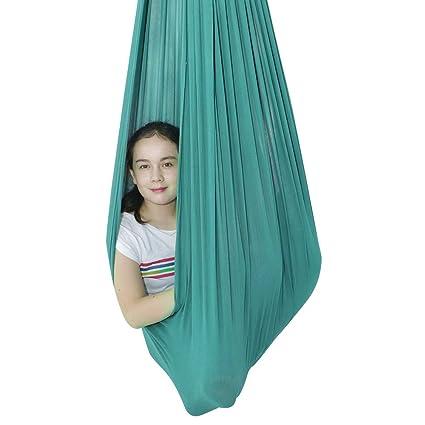 Toparchery Aerial Yoga Hammock Kit Premium Aerial Silk Yoga ...