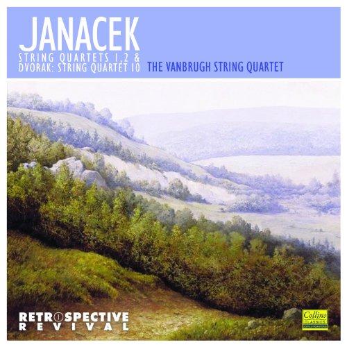 Janacek: String Quartets Nos.1 & 2; Dvorak: String Quartet No. 10