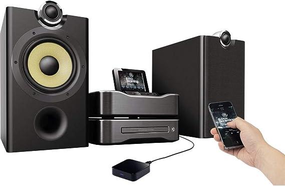 Renkforce Bluetooth Musik Empfänger Bluetooth Version Elektronik