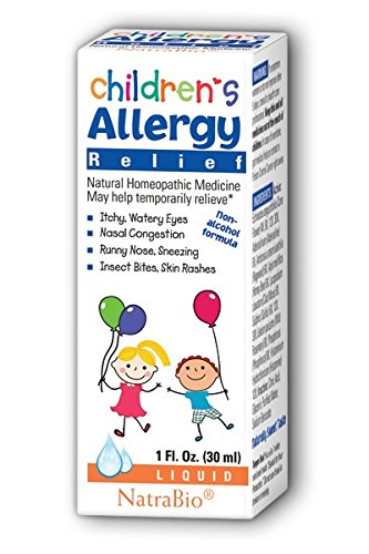 Natrabio Children's Allergy Relief, 1 Ounce
