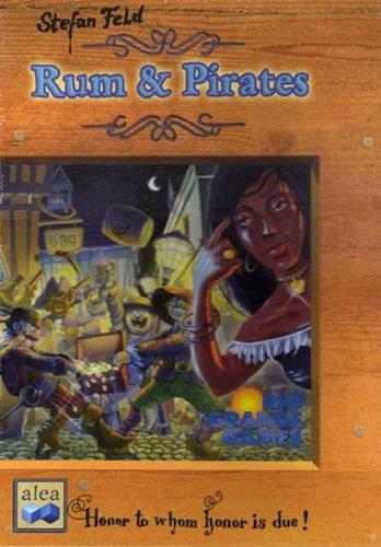 - Rum and Pirates