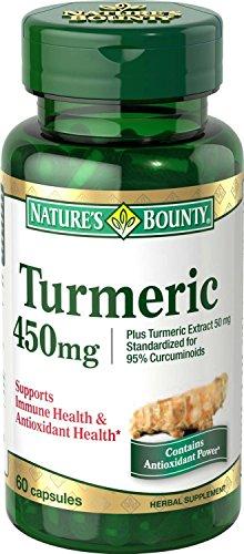 Natures Bounty Turmeric Curcumin Capsules product image