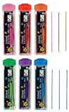 #8: Geddes Colored Pencil Lead Refills, 0.7mm, 24 Pack (69768)