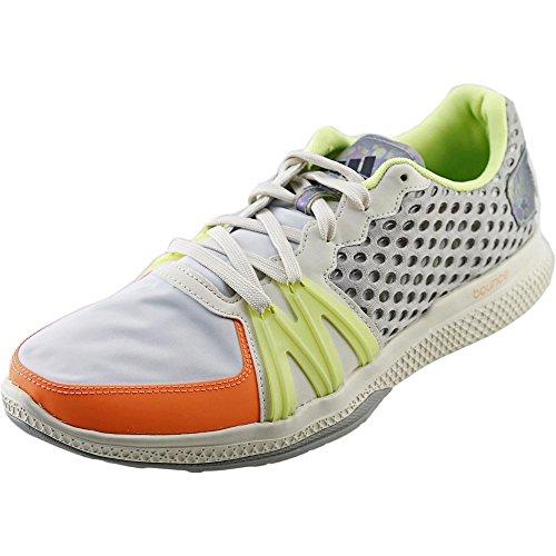 adidas Performance Damen Ively Cross-Trainer Schuh Schwarz / Flash Orange / Light Flash Gelb