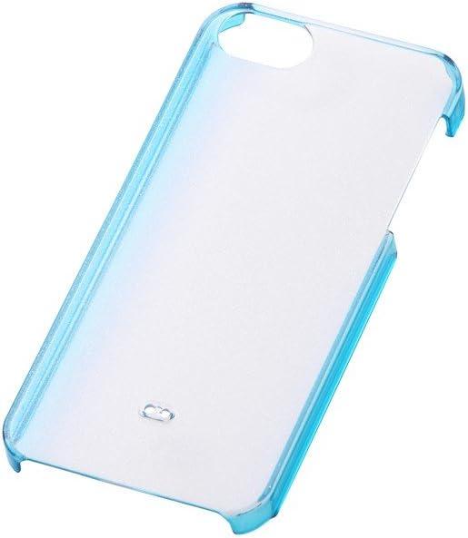Coque rigide Paillettes de revêtement pour iPhone 5 (Bleu ...