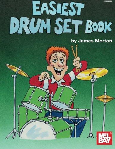 Mel Bay Easiest Drum Set Book