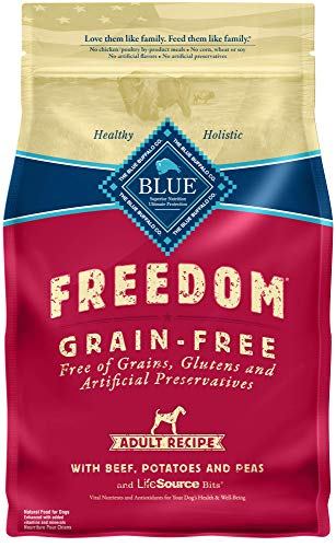 Blue Buffalo Freedom Grain Free Natural Adult Dry...