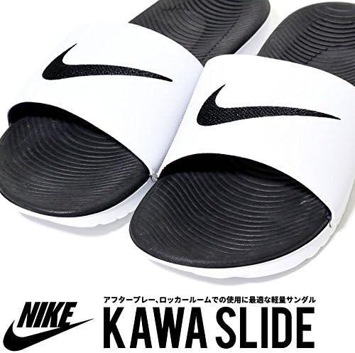 KAWA SLIDE サンダル (832646 100) [並行輸入品]