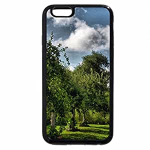 iPhone 6S Plus Case, iPhone 6 Plus Case, wonderful fruit trees in the backyard hdr