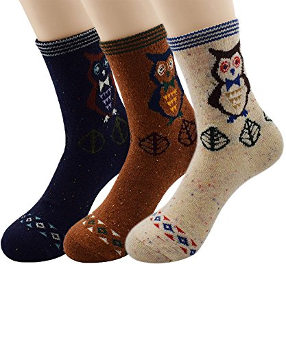 Passionate Adventure 3 Pairs Wool Blend Ultra Thick Heavyweight Boot Socks 3 Pack Teddy - Outlet Shopping Portland