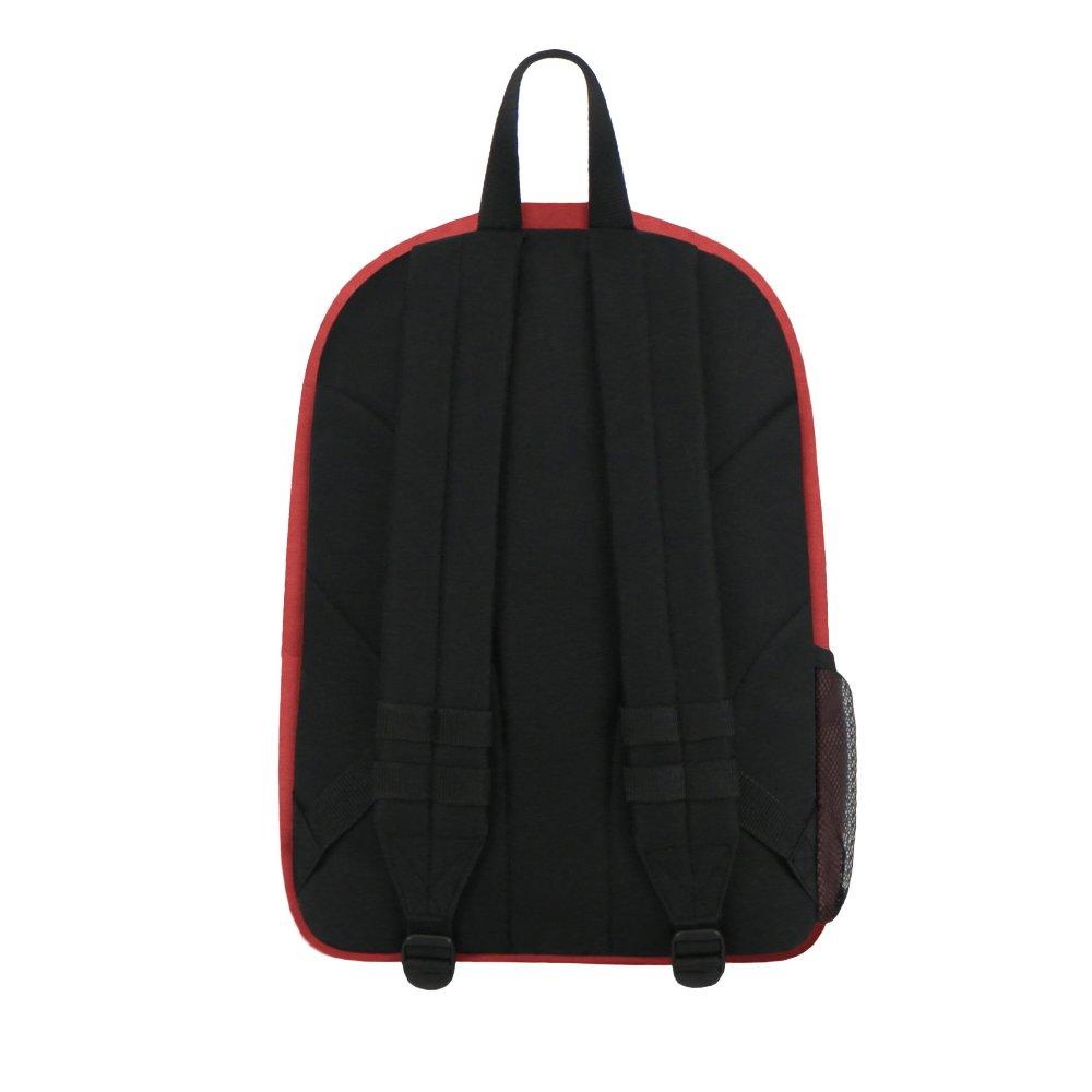 East West U.S.A Simple Student School Book Bag