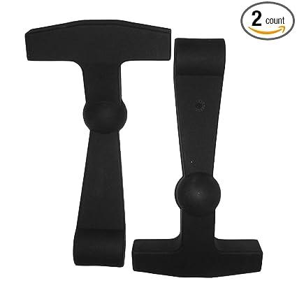 Amazon.com: Repuesto de cerraduras de tapa (2 unidades ...