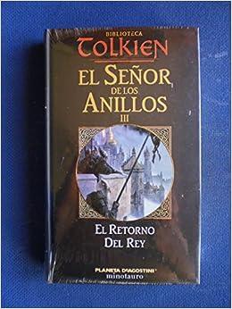 El señor de los anillos III. El retorno del rey: Amazon.es ...