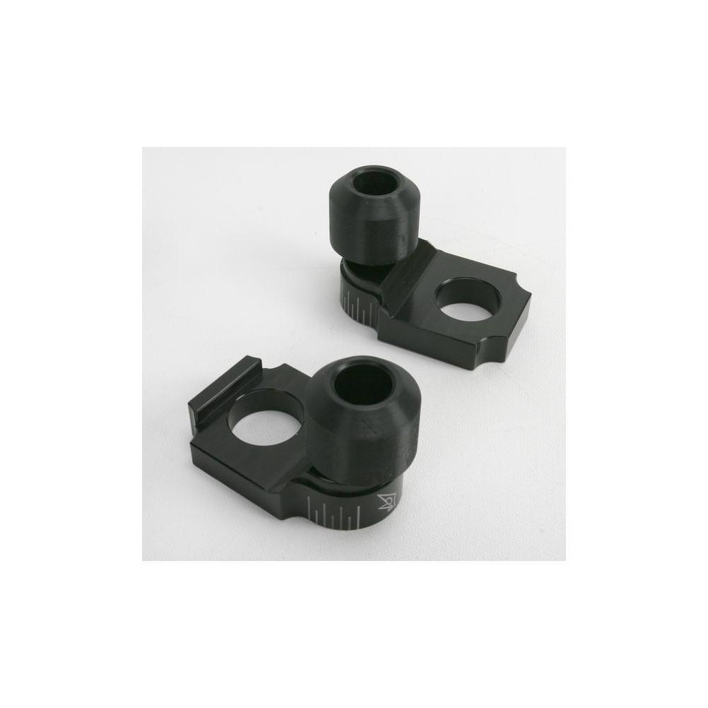 Driven Products Axle Block Sliders Black Drax-103-Bk