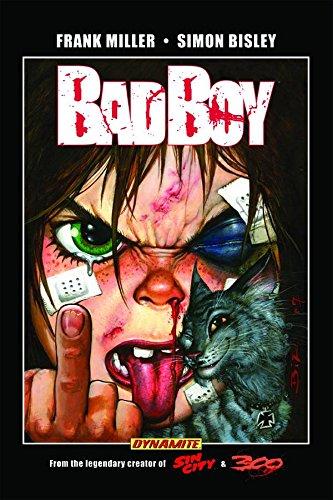 Frank Miller's Bad Boy Bisley Cover (Bisley Cover)