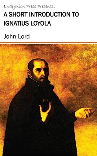 A Short Introduction to Ignatius Loyola