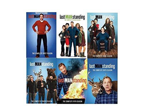 Last Man Standing: The Complete Series Seasons 1-6 DVD