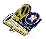 Houston Astros 2017 World Series Champions Trophy Pin by Wincraft