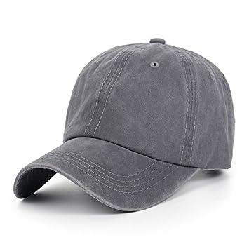 Llxln 2017 Lavada De Algodón De Buena Calidad Gorras Snapback Para Hombres Y Mujeres Sombreros Sombrero De Verano Deportivo Outdoore: Amazon.es: Deportes y ...