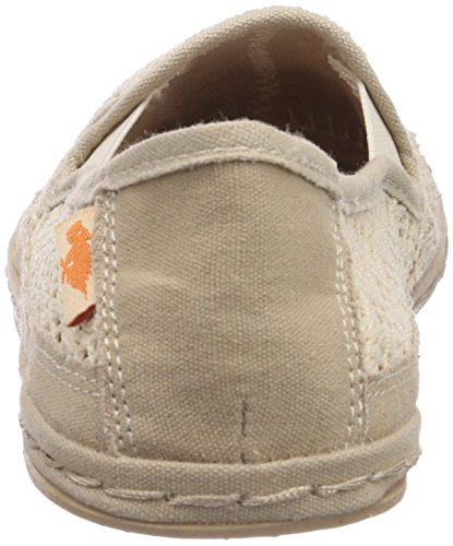 Rocket Dog Wheelie Damen Espadrilles Beige (NATURAL EA5)