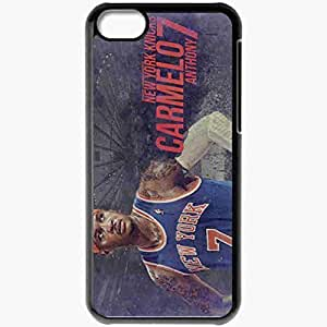 Personalized iPhone 5 5s Cell phone Case/Cover Skin 14730 knicks wp 41 sm Black WANGJING JINDA