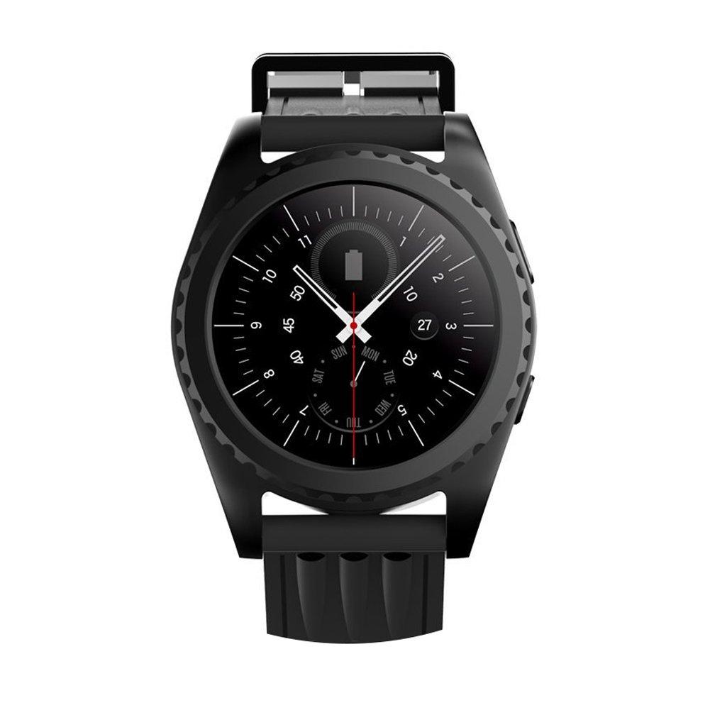 Deportes Kivors Bluetooth Smart Watch con Monitor de Ritmo ...