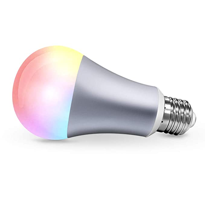 Review WIFI Smart Light Bulb,