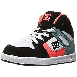 DC Rebound SE UL Skate Sneaker (Toddler)