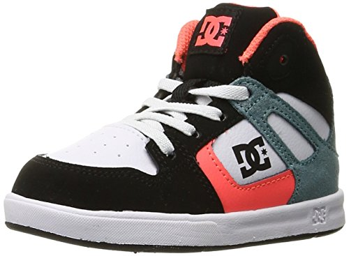 DC Rebound SE UL Sneaker (Toddler), Multi, 6 M US Toddler