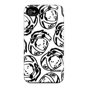 Scratch Protection Hard Phone Case For Iphone 4/4s (kfp26106sNfL) Unique Design High-definition Billionaire Boys Club Skin by icecream design